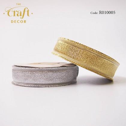 2cmx10Yards Glitter Ribbon