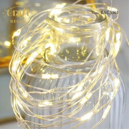3M Led Copper Wire Fairy Light