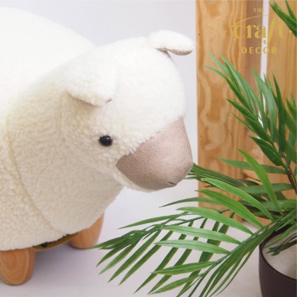 Sheep Animal-shaped Stool