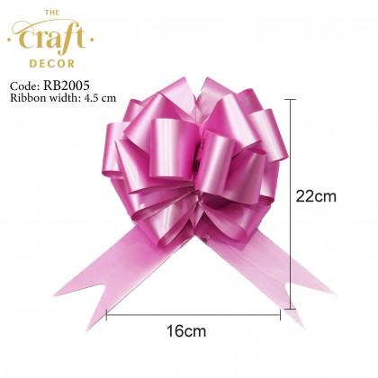 1.8cm/3cm/4.5cm Pull Bow Gift Ribbon