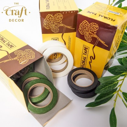 1.2cmx20Yards Floral Tape