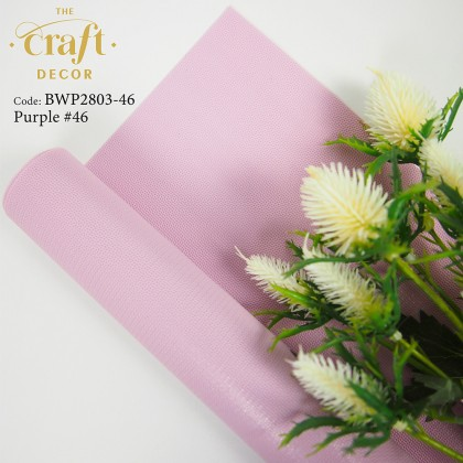 20Sheets Kaffin Flower Wrapping Paper